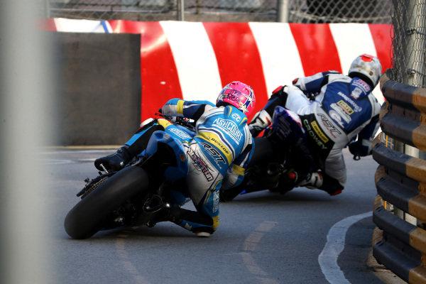 Lee Johnston, Ashcourt Racing BMW S1000RR.