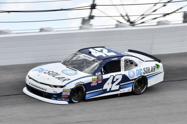 #42: Ross Chastain, Chip Ganassi Racing, Chevrolet Camaro DC Solar