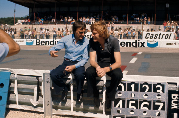 1977 French Grand Prix. 
