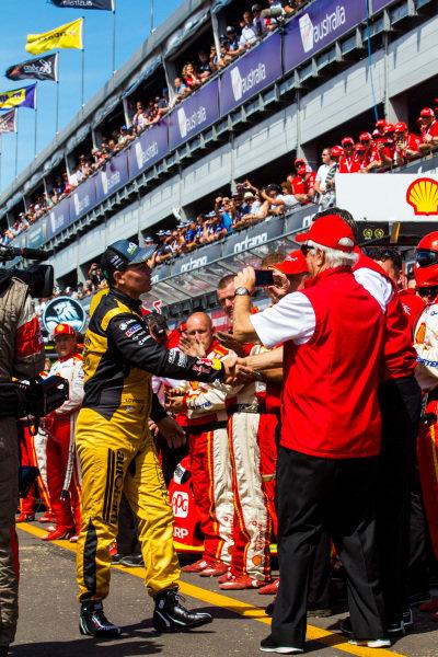Craig Lowndes, Triple Eight Race Engineering Holden, Roger Penske, DJR Team Penske Ford