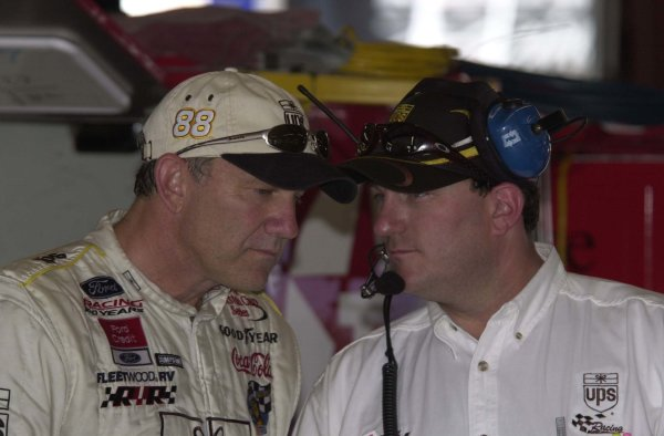 2001 NASCAR Chicagoland Speedway July 15 2001 USA
