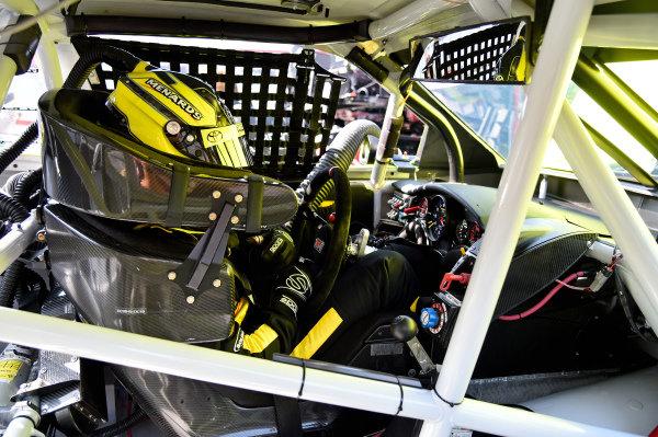 #19: Brandon Jones, Joe Gibbs Racing, Toyota Supra Menards/SoleusAir