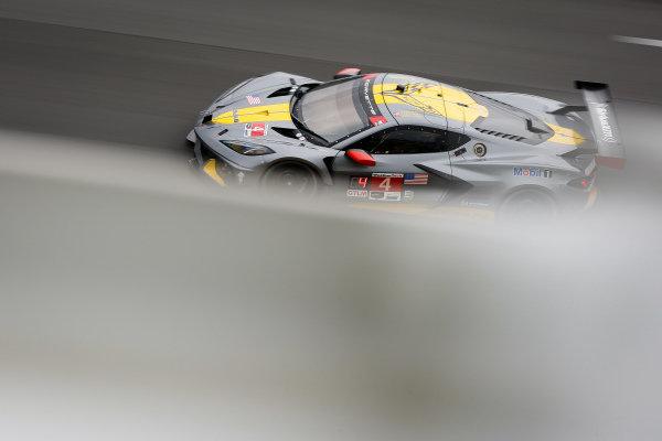 #4 Corvette Racing Corvette C8.R, GTLM: Oliver Gavin, Tommy Milner, Marcel Fassler
