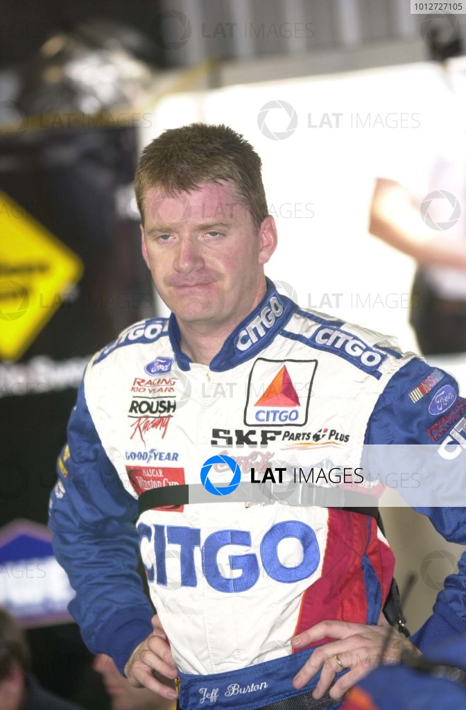 2001,NASCAR,Apr.7,8,Martinsville,Va ,WinstonCup,2001Jeff Burton-Robert LeSieur2001,LAT Photographic
