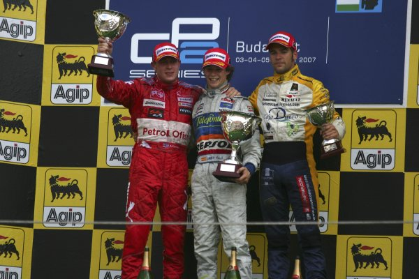 2007 GP2 Series. Round 7.