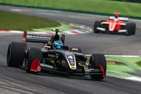 MONZA (ITA) Sept 30-Okt 2-2016 - International GT Open, Euro Formula Open and Formula V8 series 2016 at Autodromo di Monza. Roy Nissany #4 Lotus. Action. © 2016 Diederik van der Laan  / Dutch Photo Agency / LAT Photographic
