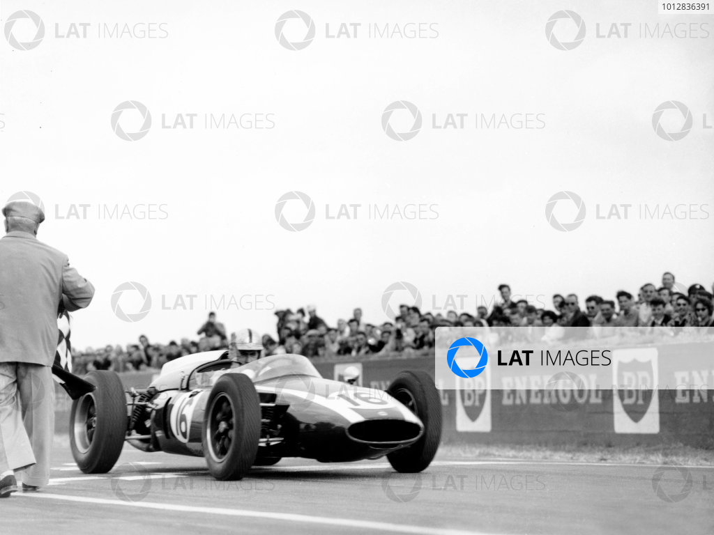 1960 French Grand Prix.