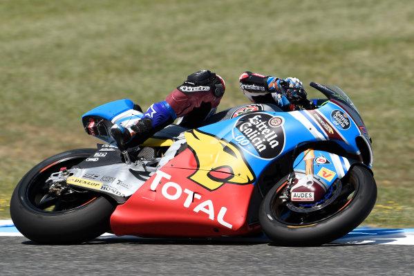 2017 MotoGP Championship - Round 4 Jerez, Spain Sunday 7 May 2017 Alex Marquez, Marc VDS World Copyright: Gold & Goose Photography/LAT Images ref: Digital Image 16185