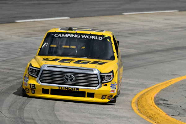 NASCAR Camping World Truck Series Alpha Energy Solutions 250 Martinsville Speedway, Martinsville, VA USA Friday 31 March 2017 Cody Coughlin World Copyright: Scott R LePage/LAT Images ref: Digital Image lepage-170331-mv-0364