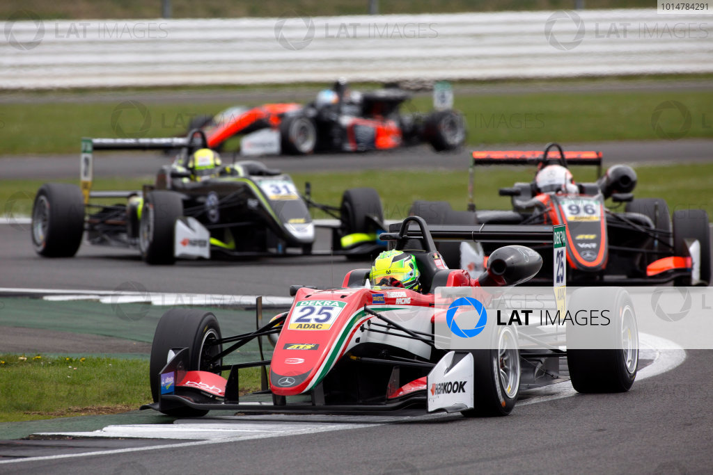 Round 1 - Silverstone, UK
