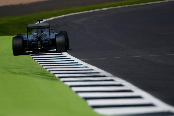 Silverstone, Northamptonshire, UK Friday 8 July 2016. Lewis Hamilton, Mercedes F1 W07 Hybrid. World Copyright: Hone/LAT Photographic ref: Digital Image _ONY7766