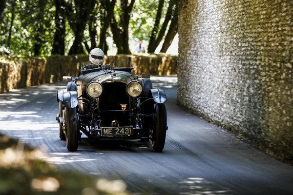 William Medcalf, Bentley 3-Litre, 1922