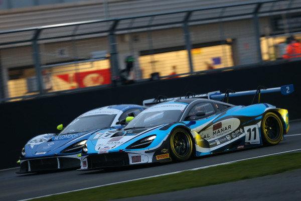 #11 Al Faisal Al Zubair / Martin Kodric - 2 Seas Motorsport McLaren 720S GT3