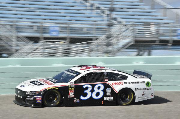 #38: David Ragan, Front Row Motorsports, Ford Mustang Thank You David