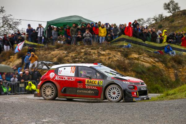 Sébastien Loeb, Citroen Racing, Citroën C3 WRC,