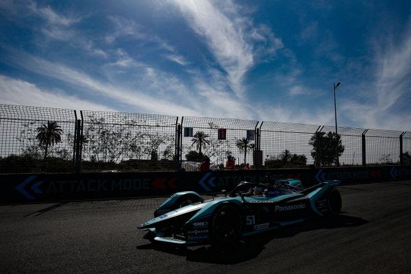 Sacha Fenestraz (ARG), Rookie Test Driver for Panasonic Jaguar Racing, Jaguar I-Type 4