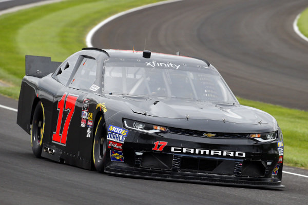 #17: Kyle Weatherman, Rick Ware Racing, Chevrolet Camaro RWR