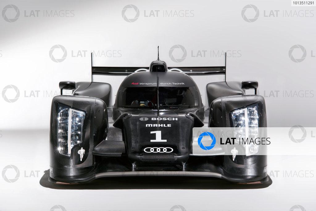 Audi R18 TDI Reveal