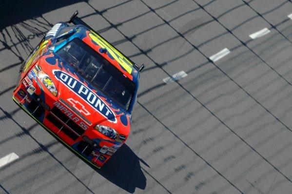 Jeff Gordon USA Chevrolet NASCAR Nextel Cup Series Goodys Cool Orange 500