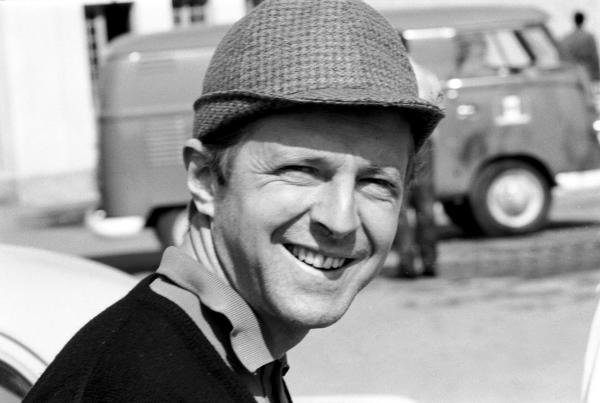 Wolfgang von Trips (GER), died after a fatal accident with Jim Clark