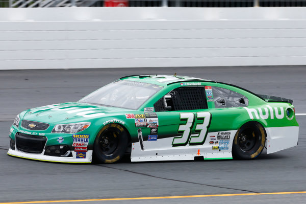 Monster Energy NASCAR Cup Series Overton's 301 New Hampshire Motor Speedway, Loudon, NH USA Friday 14 July 2017 Jeffrey Earnhardt, Circle Sport / TMG, Hulu Chevrolet SS World Copyright: Matthew T. Thacker LAT Images