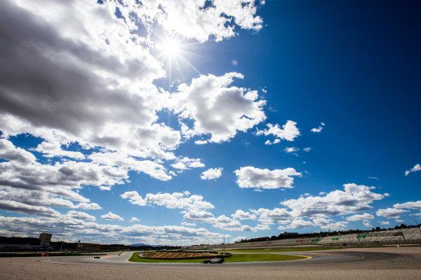 2016 GP3 Series Testing. Circuit Ricardo Tormo, Valencia, Spain. Friday 8 April 2016. Giuliano Alesi (FRA, Trident). World Copyright: Zak Mauger/LAT Photographic. ref: Digital Image _79P8024