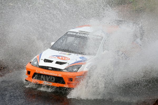 Eamonn BolandJim Clark Rally2006 British Rally ChampionshipKelso, ScotlandWorldwide copyright: Ebrey/LAT Photographic