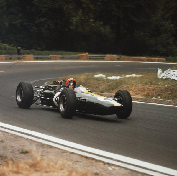 Rouen-les-Essarts, France.