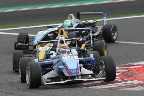 28th-30th July 2010, Spa Francorchamps, BelgiumAdderly Fong (CHN) Sino Vision Racing Dallara MercedesWorld copyright: Ebrey/LAT photographic