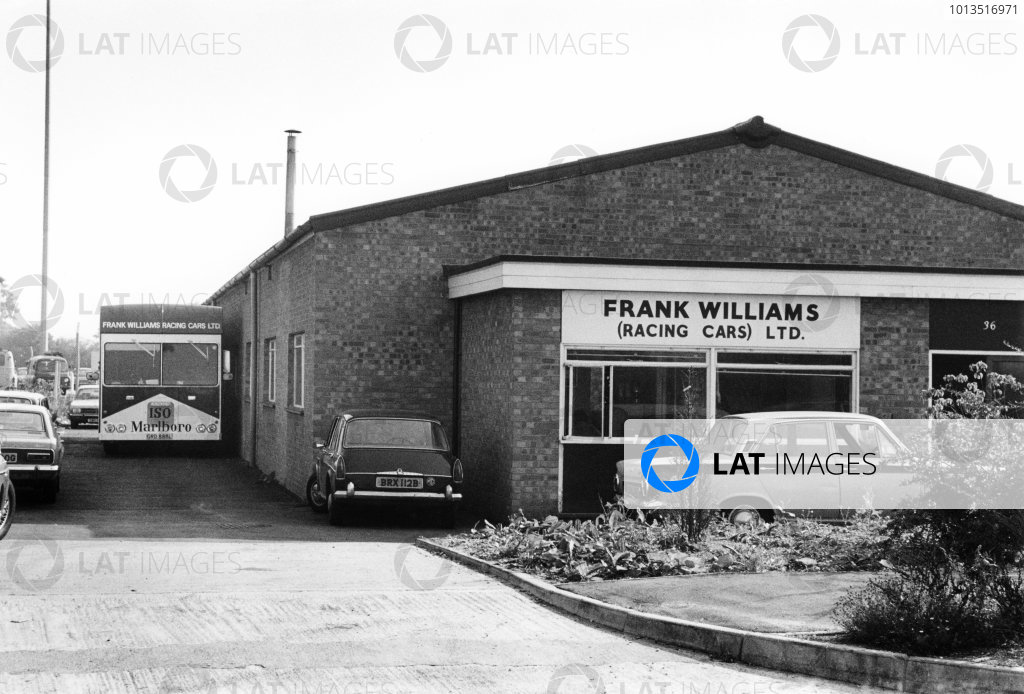 Slough, Berkshire, UK. 1973.
