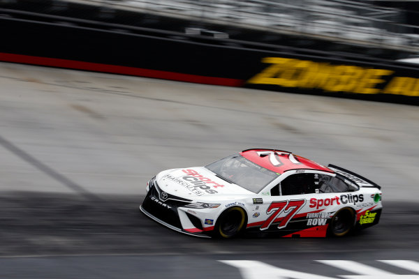 Monster Energy NASCAR Cup Series Food City 500 Bristol Motor Speedway, Bristol, TN USA Friday 21 April 2017 Erik Jones, Sport Clips Toyota Camry World Copyright: Lesley Ann Miller LAT Images
