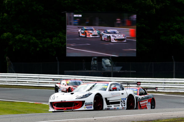 2017 Ginetta GT4 Supercup  Oulton Park, 20th-21st May 2017, Jason Baker World copyright. JEP/LAT Images