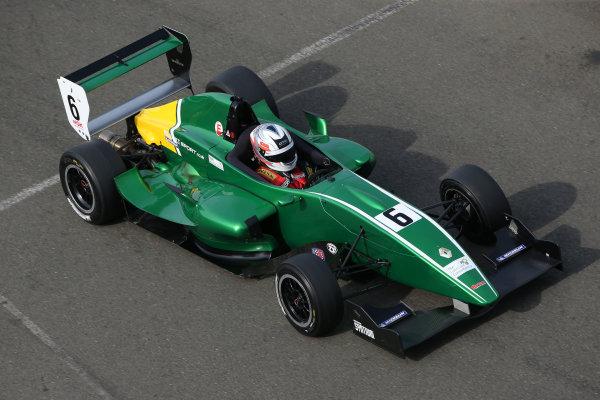 2013 BARC Formula RenaultSilverstone, Northants, 28th-29th Septemver 2013,Weiron Tan (MAS) Fortec Motorsports Formula RenaultWorld Copyright. Jakob Ebrey/LAT Photographic