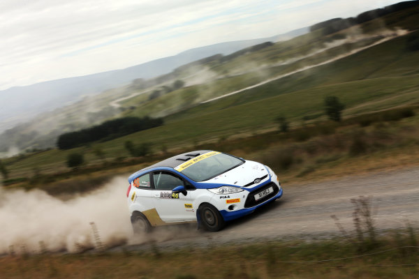 2017 British Rally Championship, Nicky Grist Stages, 8th-9th Juy 2017, Josh Cornwell / Richard Bliss Ford Fiesta R2 World copyright. JEP/LAT Images