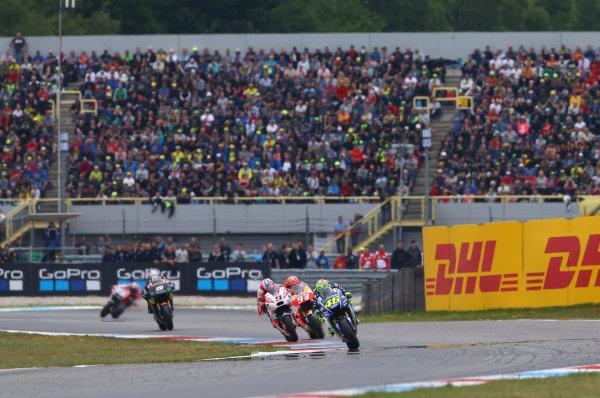 2017 MotoGP Championship - Round 8 Assen, Netherlands Sunday 25 June 2017 Valentino Rossi, Yamaha Factory Racing World Copyright: David Goldman/LAT Images ref: Digital Image 680421