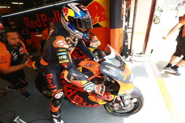 2017 Moto2 Championship - Round 7 Circuit de Catalunya, Barcelona, Spain Friday 9 June 2017 Miguel Oliveira, Red Bull KTM Ajo World Copyright: Gold & Goose Photography/LAT Images ref: Digital Image 675753