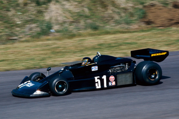 Masahiro Hasemi (JPN), Kojima KE007.