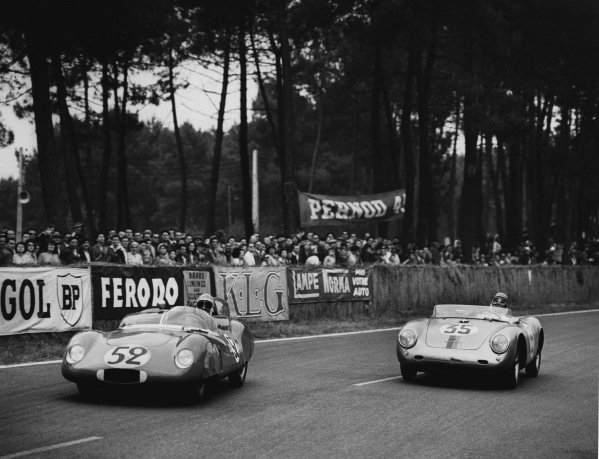 Le Mans, France. 20 - 21 June 1959.