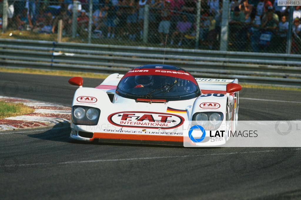 1994 Le Mans 24 hours.