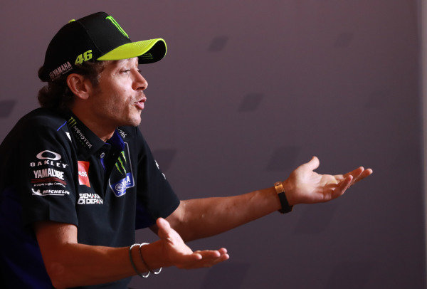 Valentino Rossi, Yamaha Factory Racing .