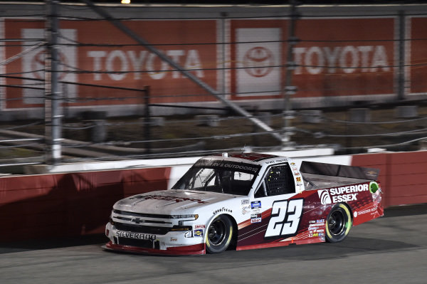 #23: Brett Moffitt, GMS Racing, Chevrolet Silverado Superior Essex
