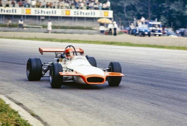 Roland Binder, Brabham BT36 Ford.