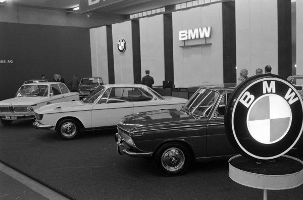 BMW 1600/2000 range line-up