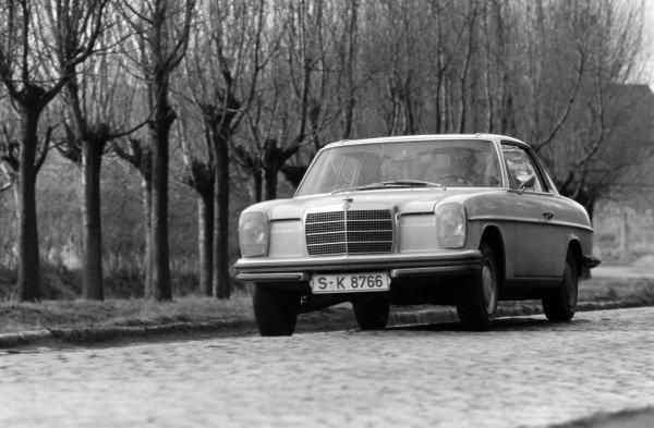 Mercedes Benz 250C roadtest.