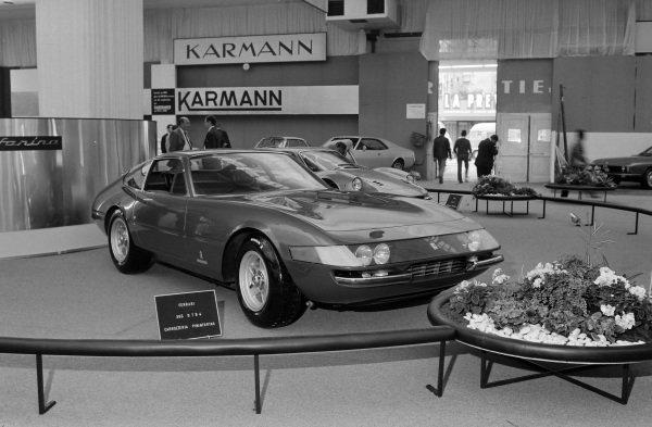 Ferrari 365 GTB 4 Daytona.
