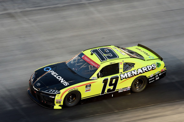 Brandon Jones, Joe Gibbs Racing Toyota Menards/Pelonis, Copyright: Jared C. Tilton/Getty Images.