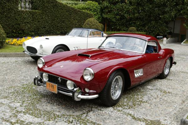 Ferrari 250 GT LWB California Spyder.