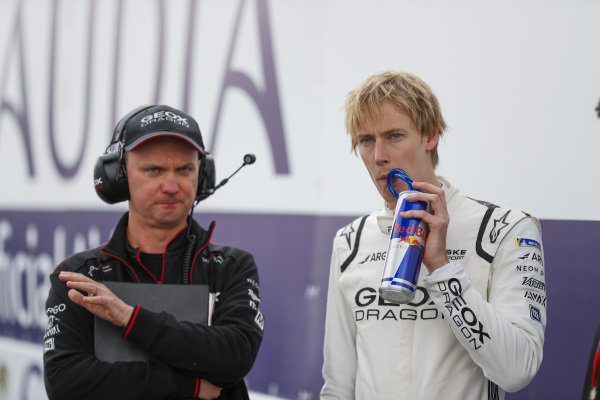 Brendon Hartley (NZL), GEOX Dragon