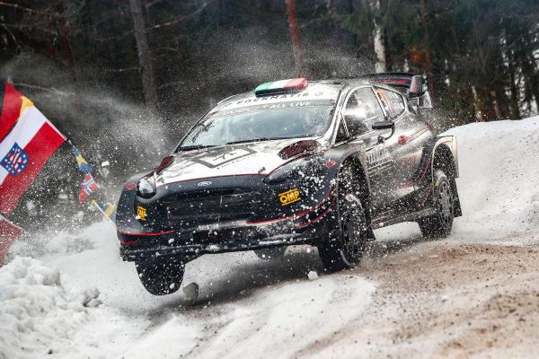 Lorenzo Bertelli, Fnckmatie World Rally Team, Ford Fiesta WRC