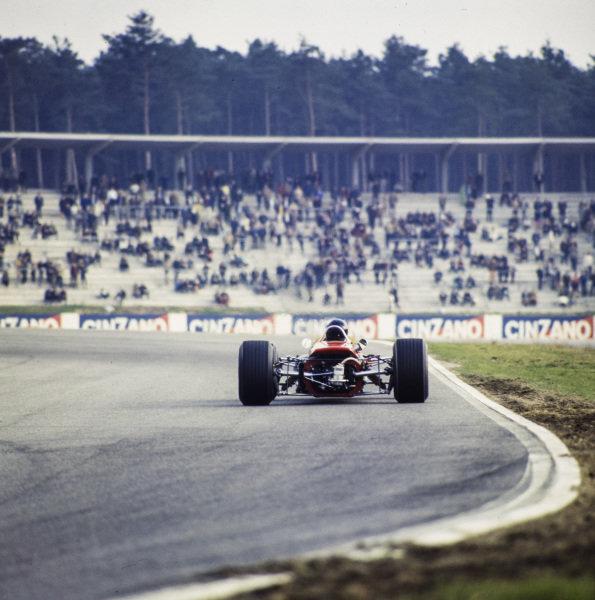 Jim Clark, Lotus 48 Ford.